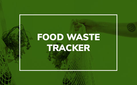 Food Waste Tracker in professional kitchens